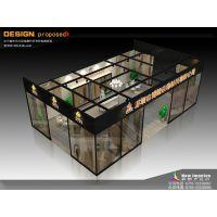 供应专业建材展展台设计制作与展会搭建