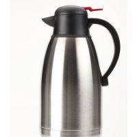 酒店厨房用品不锈钢鸭嘴真咖啡壶 保温壶厨房餐厅酒店用茶壶