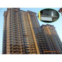 供应强力抗冻高效供暖煜腾阳台壁挂平板太阳能 热水器(小区型)