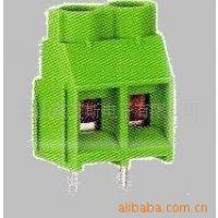 供应UL认证螺钉式PCB接线端子(压线框压线)、插拔式接线端子