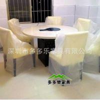 燃气式火锅桌椅一套多少钱、煤气火锅桌订做