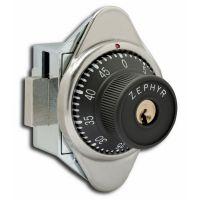 【密码锁】批发Zephyr 酒店储物柜嵌入式锁具、不锈钢密码锁1930