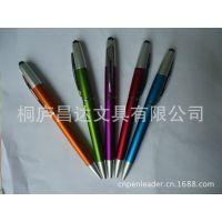 供应新款触屏笔【cd-600】苹果手机专用书写圆珠笔 触摸屏广告笔