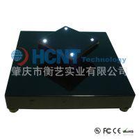 磁悬浮展示架 亚克力展示架 无线传导 带LED灯 批发(SIM11-LG) HCNT 发光
