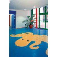 供应内蒙古PVC地板,幼儿园专用地板