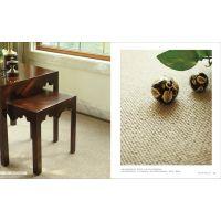 富兴地毯雅典娜 客厅现代欧式茶几垫地毯 卧室房间满铺毯定制地垫
