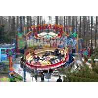 【大型游乐设备】迪斯科转盘公园娱乐设备许昌巨龙游乐