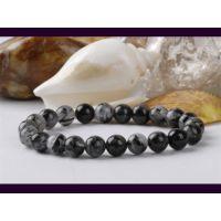 招商加盟,水晶坊珠宝加盟,黑发晶手链