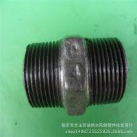 厂家批发对丝  /水暖管件 /铸铁管件/快接厂家直销 采暖炉配件