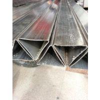 供应【25*25*25进管规格φ25】304不锈钢三角管||不锈钢无缝管|不锈钢焊管