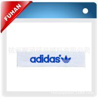 杭州织唛厂家供应鞋子尺码标/鞋舌织唛标/服装织唛 来图来样订做
