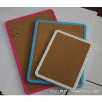 厂家直供生产批发尺寸齐全软木板