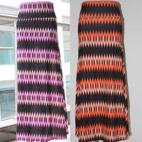 2014 ebay速卖通新款女子立体纹长裙 sheer skirts 半身裙 SK03