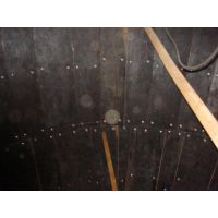 聚乙烯树脂煤仓衬板_聚乙烯煤仓衬板_万德橡塑制品