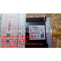 供应日本原装进口MITSUBISHI三菱伺服电机 HF-KP43 400W