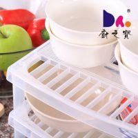 厨之宝碗碟架 厨房用品收纳架 餐具整理架 调味料架 沥水架 特价