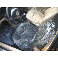 专业生产厂家供应汽车维修防护用品PUS涂层四件套/座椅套脚垫