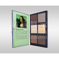 供应陶瓷样品盒,,瓷砖样板盒,陶瓷色卡板,瓷砖样板夹,样品册