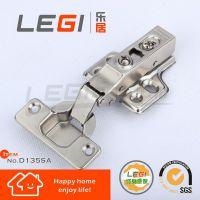 家具铰链款式 LEGI品牌一段力液压缓冲阻尼衣柜门铰隐藏式无声自关铰链