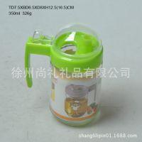 厂家直销水晶玻璃控油壶 企业赠品玻璃控油壶批发供应