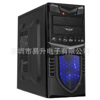 供应蝙蝠侠银河战士1号黑色U3背线中塔台式电脑游戏机箱
