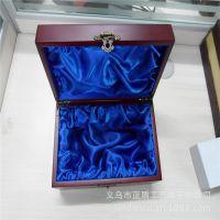 厂家生产喷油实木木盒 亚光漆 亮光油漆红木盒 木盒包装盒 定做