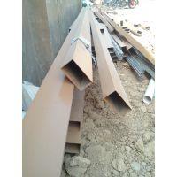 供应广东铝合金方管吊顶装饰铝方通铝幕墙天花装饰材料