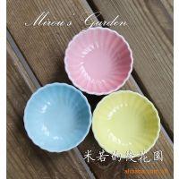 出口日本 调料碟/格盘/蘸料碟/贝壳碟/和风料理/酱油碟