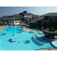 台州市泳池恒温循环过滤设备 专业提供一体化游泳池水处理设备