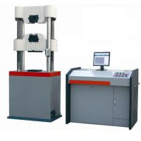 WEW-B屏显液压万能试验机10、30、60、100吨 万能材料试验机