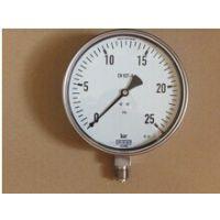 昆仑供应压力表Y-100B,测量范围0-0.6MPa