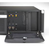 广州研华4U上架式机箱 ACP-4010工控机 支持双系统