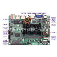 双网工控主板ZC35-D525DL 支持LVDS