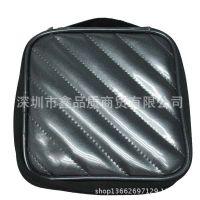 深圳厂家专业生产PU料CD收纳包 可添加图标logo 内页数量可定制