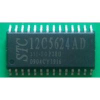 全新原装特价 STC12C5620AD-35I-SOP28 STC系列单片机 实店经营