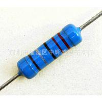 专业经销 金属膜电阻 大功率电阻4.7K 500R  1/4W