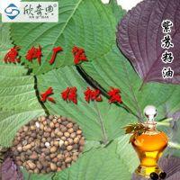 厂家直销散装现货压榨保健油精炼香料油 紫苏油