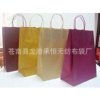 通用版牛皮纸袋定做/服装袋印刷厂家/产品尺寸自定