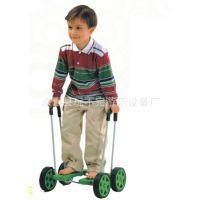 批发儿童滑板车幼儿学步车健身童车三轮车平衡车单人平衡踩踏车