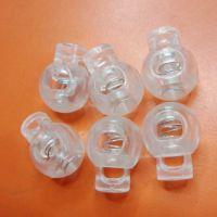 厂家直销 塑胶/塑料弹簧扣 透明弹簧扣 猪鼻扣