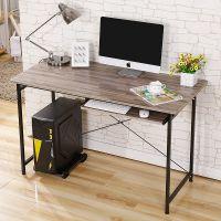 良木家居 现代简易电脑桌 时尚宜家写字台家用办公桌书桌