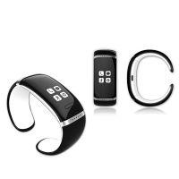 L12S智能蓝牙手环 穿戴设备车载免提手镯手机伴侣 安卓蓝牙手表