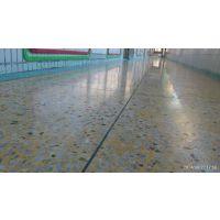 江门,开平,恩平,台山学校水磨石地面起尘如何解决?水磨石晶面处理、地面翻新抛光