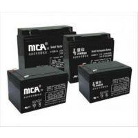 MCA蓄电池PC12-10
