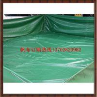 佛山涂塑pvc涤纶抗老化耐撕拉寿命长工业防水涂层布