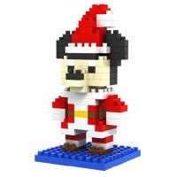 2014年LOZ小颗粒 迪士尼卡通钻石积木 米老鼠9166 热卖现货