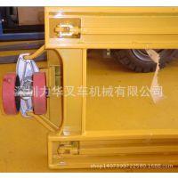 供应深圳龙工叉车液压手动托盘车,光明新区液压手动叉车,载重2.5吨
