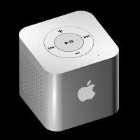 厂家直销 苹果专用蓝牙音箱外壳(只对海外市场)专利产品
