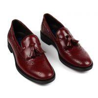 2014新款女式正装皮鞋 时尚雕花低帮皮鞋 淑女皮鞋 职业皮鞋 圆头