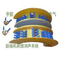 进口发电机磁力装置 消声系统 消音降噪设备